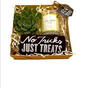 No Tricks Just Treats curated box